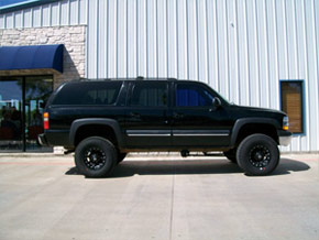 Custom SUV Sulphur Springs Texas